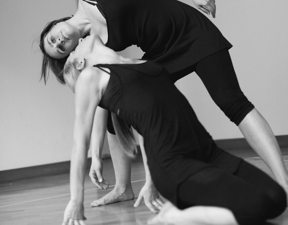 Danza contemporanea over 50