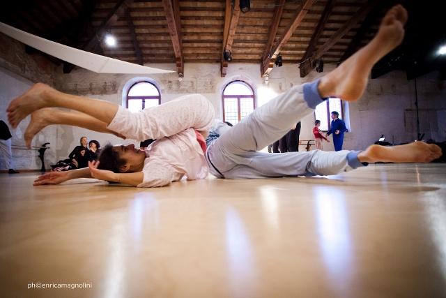 danza contact