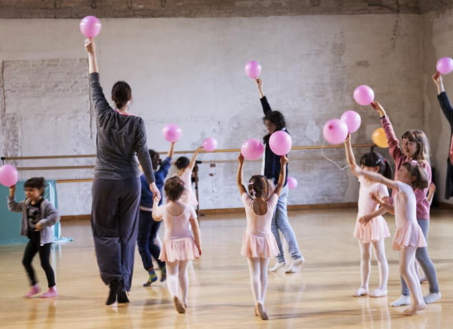 corso danza creativa