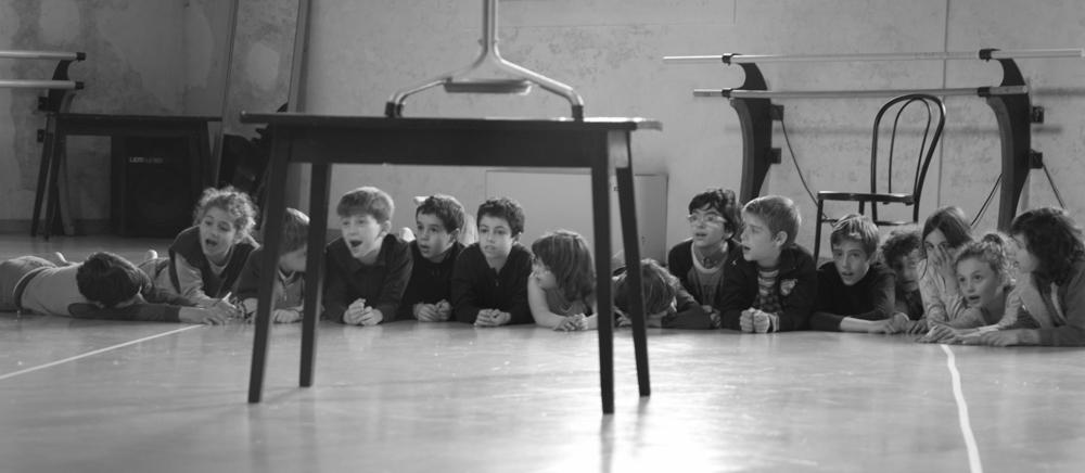 corso teatro bambini